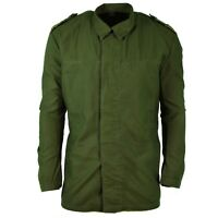 Genuine Swedish army green tactical combat jacket Air Force Sweden military