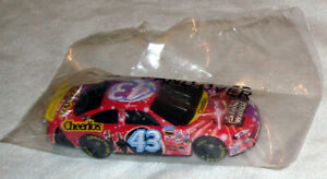 NASCAR General Mills Star Wars Red Race Car #43 Dodge 2002 Promo Sealed Cheerios