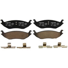 Disc Brake Pad Set Rear Federated D967AC