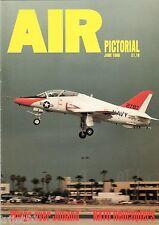 Air Pictorial 1988 June Maersk,Falklands