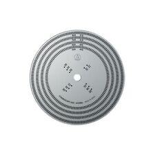Audio-Technica AT6180a - Stroboskopscheibe (50 Hz / 60 Hz) 33 - 45 RPM NEU!