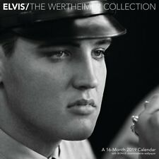 ELVIS PRESLEY / The Wertheimer Collection - 2019 Wall Calendar by Day Dream