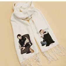 Anime Haikyuu!! Winter Warm Cosplay Cute Neckerchief Warm Scarf Scarves Gift #06