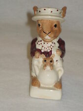 "Tony Woods  Alice In Wonderland - March Hare & Doormouse ""Toby""  England Vintage"