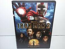 Iron Man 2 (DVD, Canadian, Region 1, Widescreen, 2010) Very Good - Guaranteed