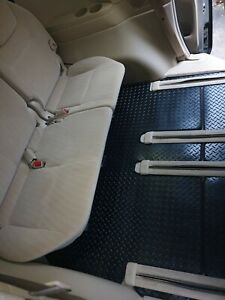 TOYOTA ESTIMA FULL SET, TAILORED CAR MATS IN 3MM & 5MM Thick RUBBER