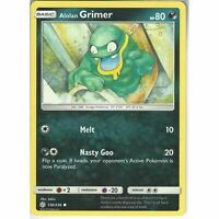 130/236 Alolan Grimer | Common SM12 Cosmic Eclipse Pokemon Trading Card Game TCG
