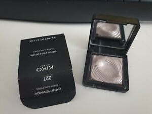 Kiko Water Eyeshadow 227 Light Taupe, Brand New, Unused, DAMAGED, See Pictures
