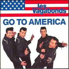 LES VAGABONDS GO TO AMERICA 45T SP ORLANDO 1991 DISQUE NEUF / MINT