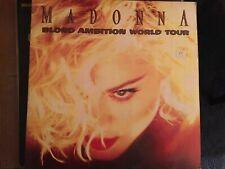 MADONNA - THE BLOND AMBITION TOUR 1990 LIVE Collector's Edition Vinyl Double LP