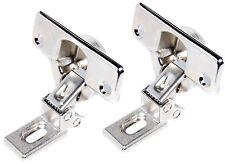 2 x Zanussi Washing Machine Integrated Door Hinge ZT1014, ZT102, ZT1022, ZT10