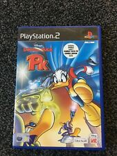 Disney's Donald Duck Pk   Com.  Playstation 2 ps2  VGC Children Kids gift
