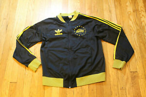 LA Lakers Adidas 15x World Championship Jacket 2008 15  Times Champion