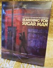 SEARCHING FOR SUGAR MAN Blu-Ray PLAIN ARCHIVE Korea Slipbox - Design B (PA009)