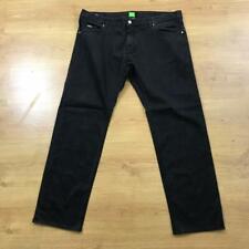 Hugo Boss C-Maine1 Black Regular Straight Classic Denim Jeans 40 x 32 40R