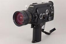 【C Normal】 Nikon R10 SUPER 8mm Movie Camera w/Cine-NIKKOR 7-70mm f/1.4 #2710