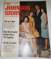 The Johnson Story Magazine Lyndon B. Johnson 1964 080214R