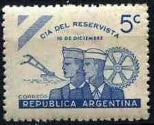 Argentina 1944 SG#744 Reservists Day MNH #D32982