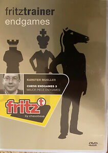 fritztrainer endgames karsten muller chess endgames 3 Major Piece Endgames