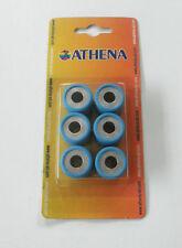 ATHENA KIT 6 RULLI VARIATORE 23X18X13GR per HONDA SH 300