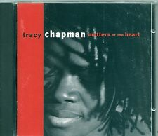 CD ALBUM 10 TITRES--TRACY CHAPMAN--MATTERS OF THE HEART--1992