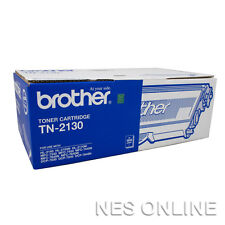 Brother TN-2130 Genuine BLACK Toner DCP-7040/HL-2140/2142/2150N/HL-2170W/MFC7340