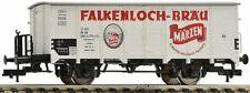 Fleischmann H0 534604 DB IV Bierwagen Falkenloch Bräu Neu/ovp