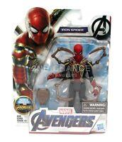 New Marvel Avengers Endgame Spider Man Iron Spider 6'' Action Figure
