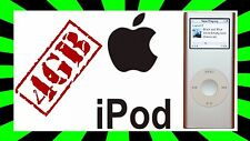 Apple iPod 4GB Silver Generation  2st gen model A1199 FREE SHIPPING
