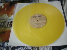 "a941981 Leslie Cheung Made in Japan 12"" Yellow Vinyl LP Rock 寵愛 張國榮 十二寸黃膠大碟 604"