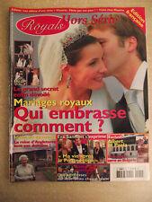 ROYALS HORS SERIE n° 4 / mai-juin 2004 Eva Sannum. Juliana des Pays Bas.
