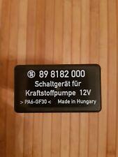 Mercedes-Benz Fuel Pump Relay - STRIBEL - 898182 New OEM MB (10 Pin)