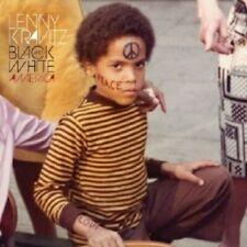 "LENNY KRAVITZ ""BLACK AND WHITE AMERICA"" CD NEUWARE"