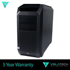 HP Z8 G4 Workstation 64GB RAM 2x Gold 6154 1x 8TB & 1x 512GB P6000