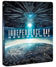 INDEPENDENCE DAY: RIGENERAZIONE - STEELBOOK EDITION (BLU-RAY 3D + 2D)