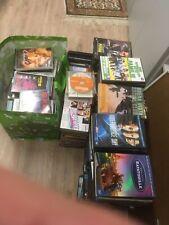 CD + DVD Filme und Musik ca. 330 Stück