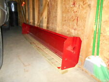 MIDSOTA DUMP TRAILER ROLL TARP COVER RED NEVER USED LOCAL PICKUP ONLY