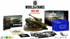 World of Tanks Collectors Edition (PS4 / XB1 / MAC / PC) NEW & SEALED