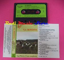 MC GIGI BOTTO La mondina 1986 italy MARIO BATTAINI VEDETTE no cd lp dvd vhs