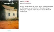 Nonfiction, Amish, Family Life, Pioneer Living