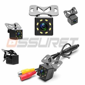 Auto HD Mini Rückfahrkamera 170° Blickwinkel LED wasserdicht Hochauflösung KTX