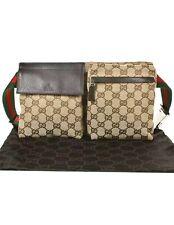 GUCCI Monogram GG Fanny Pack Belt Bag / 375-2160