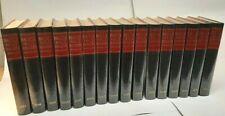 Brockhaus Enzyklopädie 16x Jahrbuch 1997-2012 / Goldschnitt / Teilleder