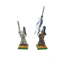 HIGH ELVES Swordmaster command METAL #2 Warhammer Fantasy Elf sword master #5