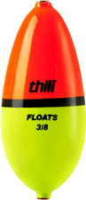 Thill Wobble Bobber Weighted Premium Balsa Slip Float (Select Size)