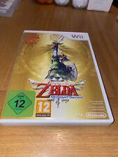 Nintendo Wii - Zelda Skyward Sword - 100% Complete - VGC - Fast Post