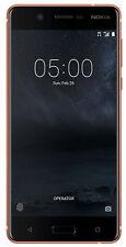 Nokia 5 - 16GB - Kupfer (Ohne Simlock) Smartphone (Dual SIM)