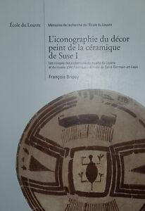 L'iconographie du décor peint de la céramique de Suse