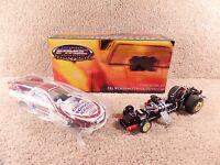 2003 ERTL PMC 1:24 Diecast NASCAR Del Worsham Pontiac Funny Car Checker Schucks