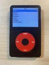 Apple iPod classic U2 5th Generation Black Red (30 GB)